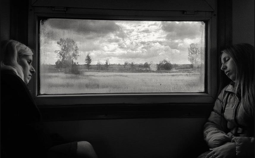 Ostfahrt by Ruslan Hrushchak
