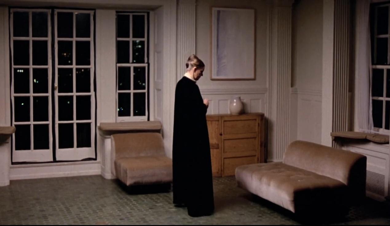 یادداشتی بر فیلم  interiors از وودی آلن