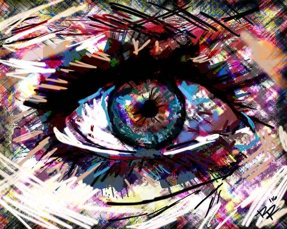 داستان| چشم توی چشم