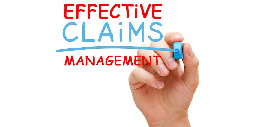 مدیریت دعاوی claim management