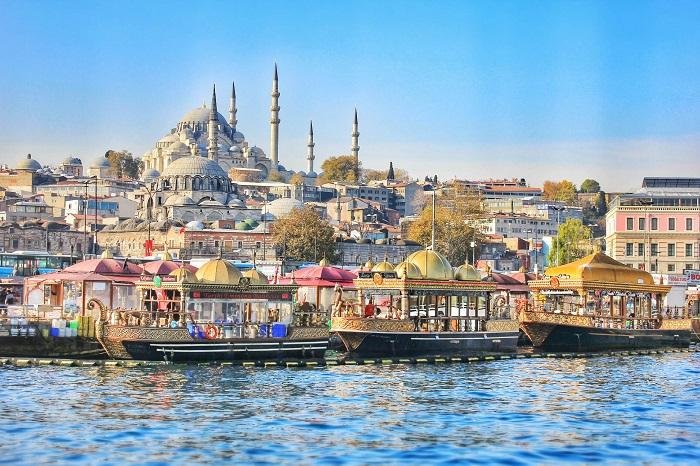بهترین فصل سفر به استانبول