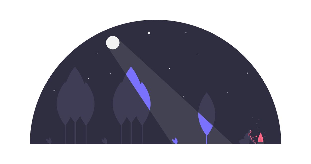 ماه شب تارم تویی رست-فولی