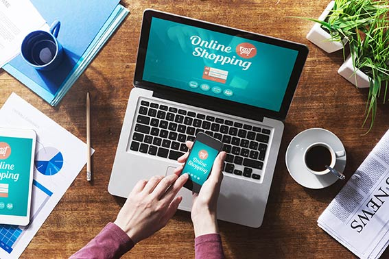 تجربه خرید اینترنتی وبلاگ نویسان در فضای مجازی