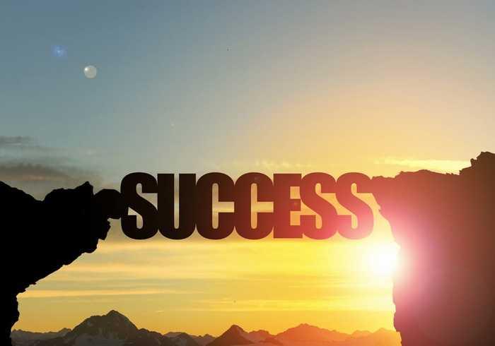 موفقیت بدون زحمت بدست نمیاد