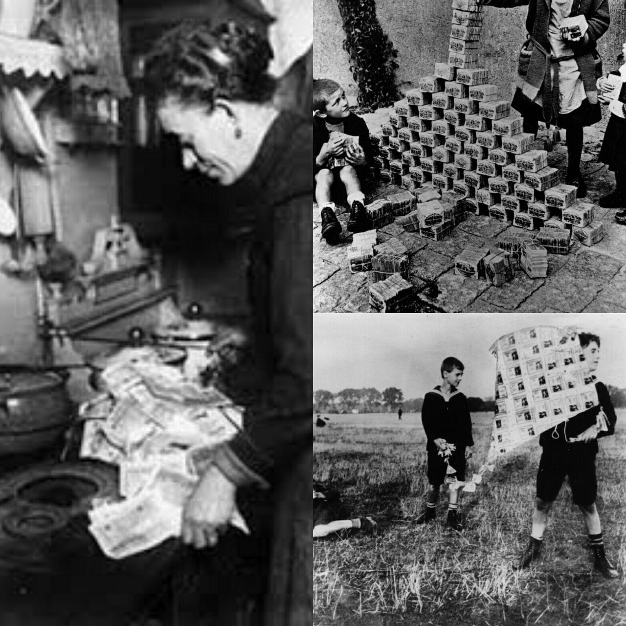 روزی که پول ملی، بادبادک شد!