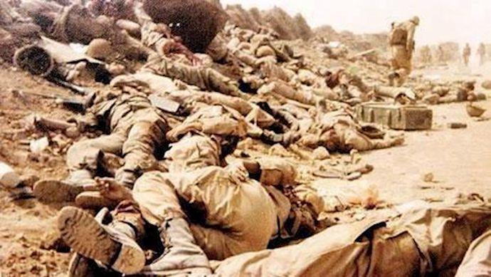 جنگ را به خاطر بیاور!
