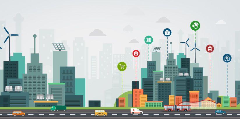 هوشمندی کشوری برای شهرها