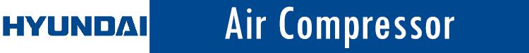 کمپرسور باد هیوندای Hyundai Air Compressor