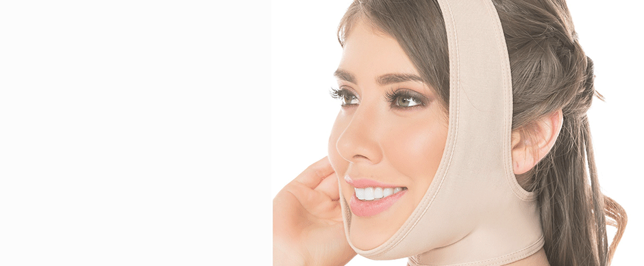 Facial jaw and chin shapewear فک بند | گن فک | گن چانه | گن صورت