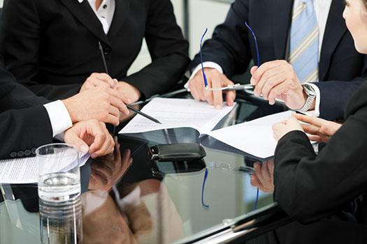 قوانین مشارکت در ساخت