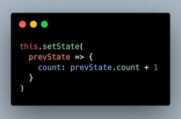 استفاده از prevState