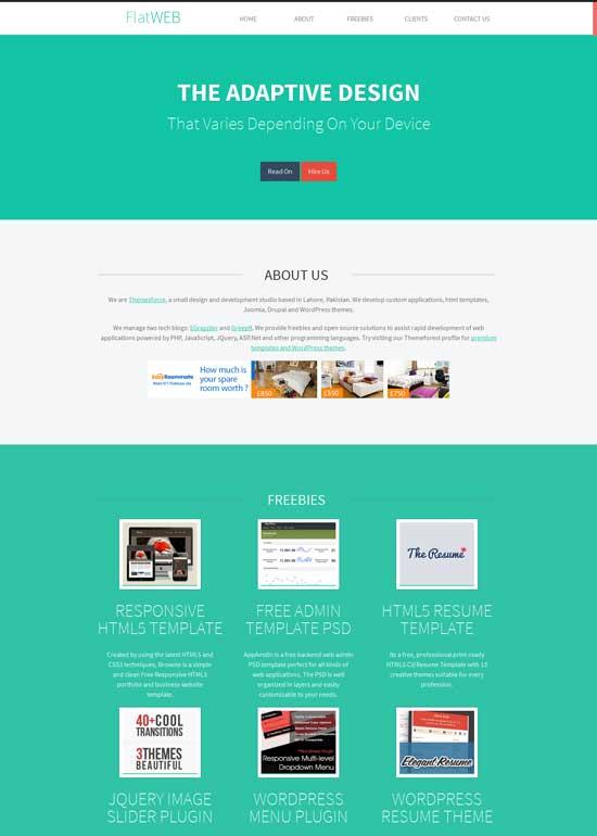 نقش یک طراحی زیبا و کاربر پسند روی سایت