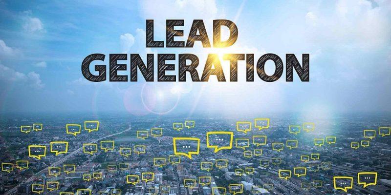 سررشته فروش(lead generation)