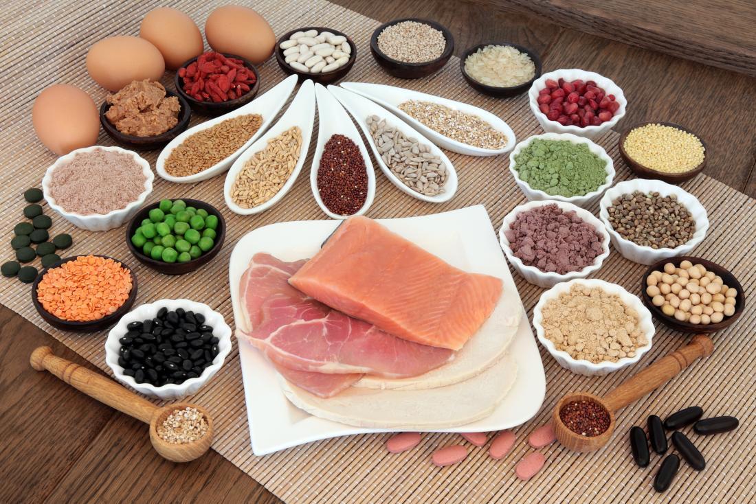 زنان در روز چقدر پروتئین باید دریافت کنند؟