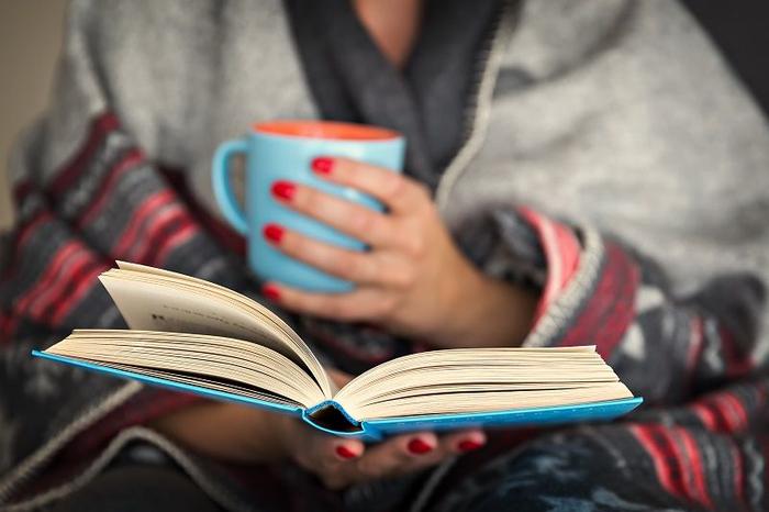 کتاب هایی با چاشنی حال خوب!