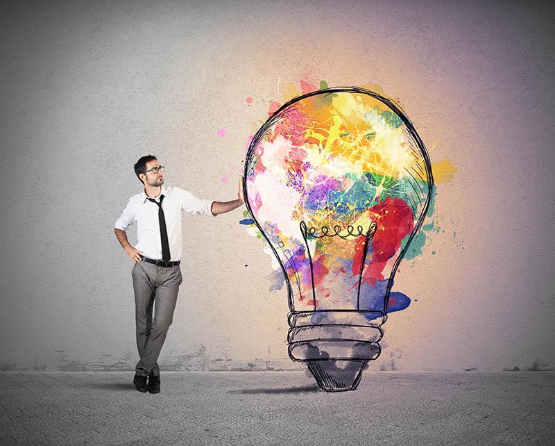انسان های خلاق چه عادتهایی دارند؟