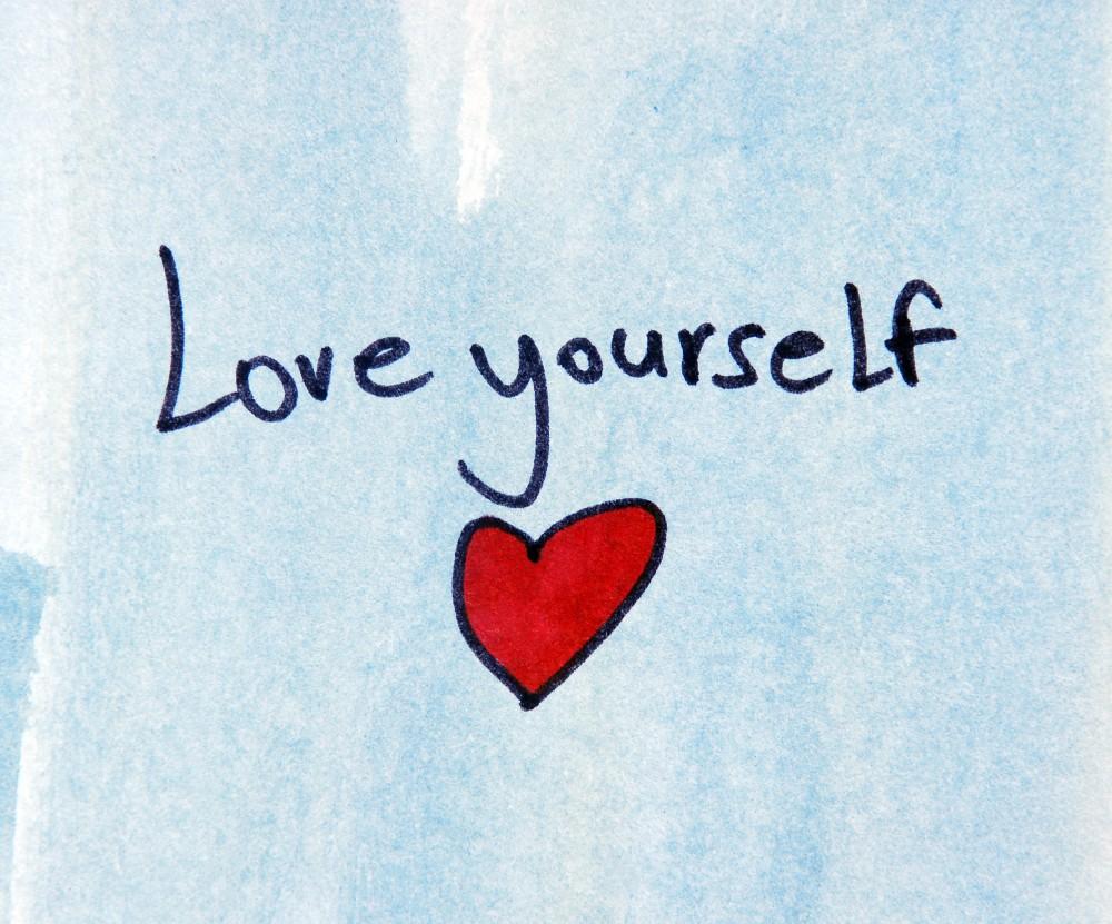 خودتان را دوست داشته باشید تا آرامش را احساس کنید.