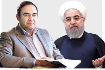 حسین دهباشی، نویسنده نطقها و سازنده فیلم انتخاباتی روحانی در انتخابات 92