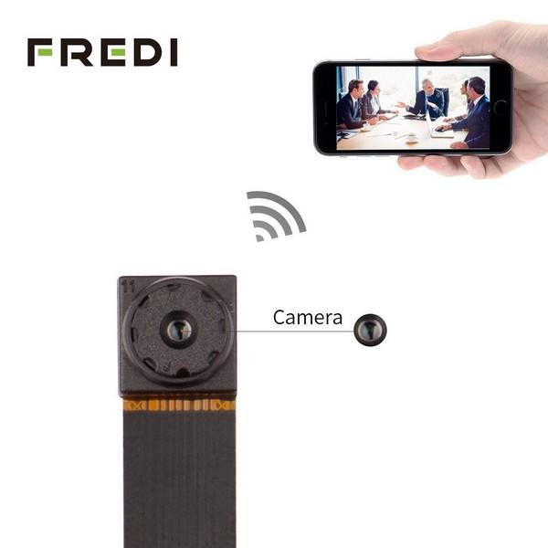دوربین ریز Fredi