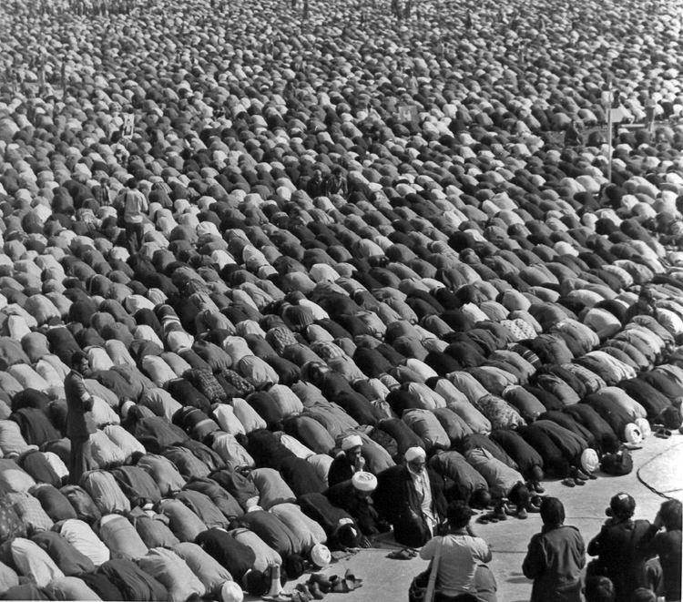 نمازجمعه تهران، ۱۳۵۸