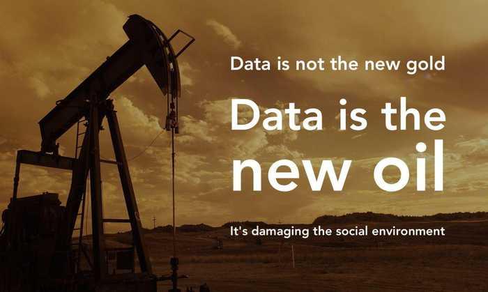 داده؛ نفت عصر جدید
