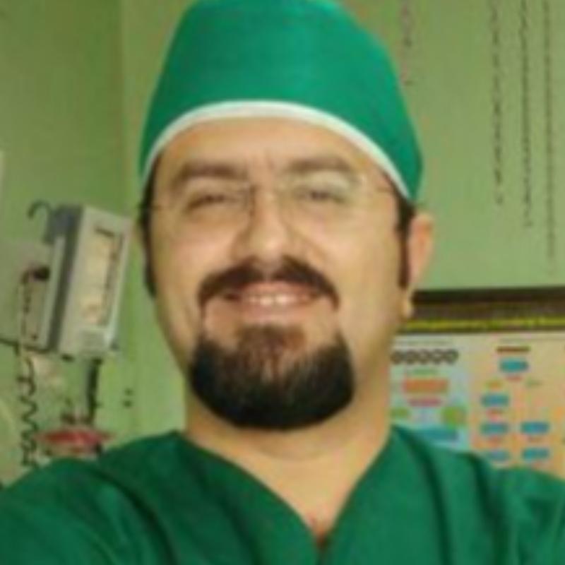 دکتر علیرضا تیموری