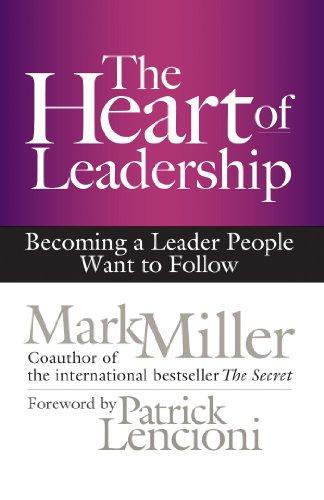 معرفی کتاب قلب رهبری