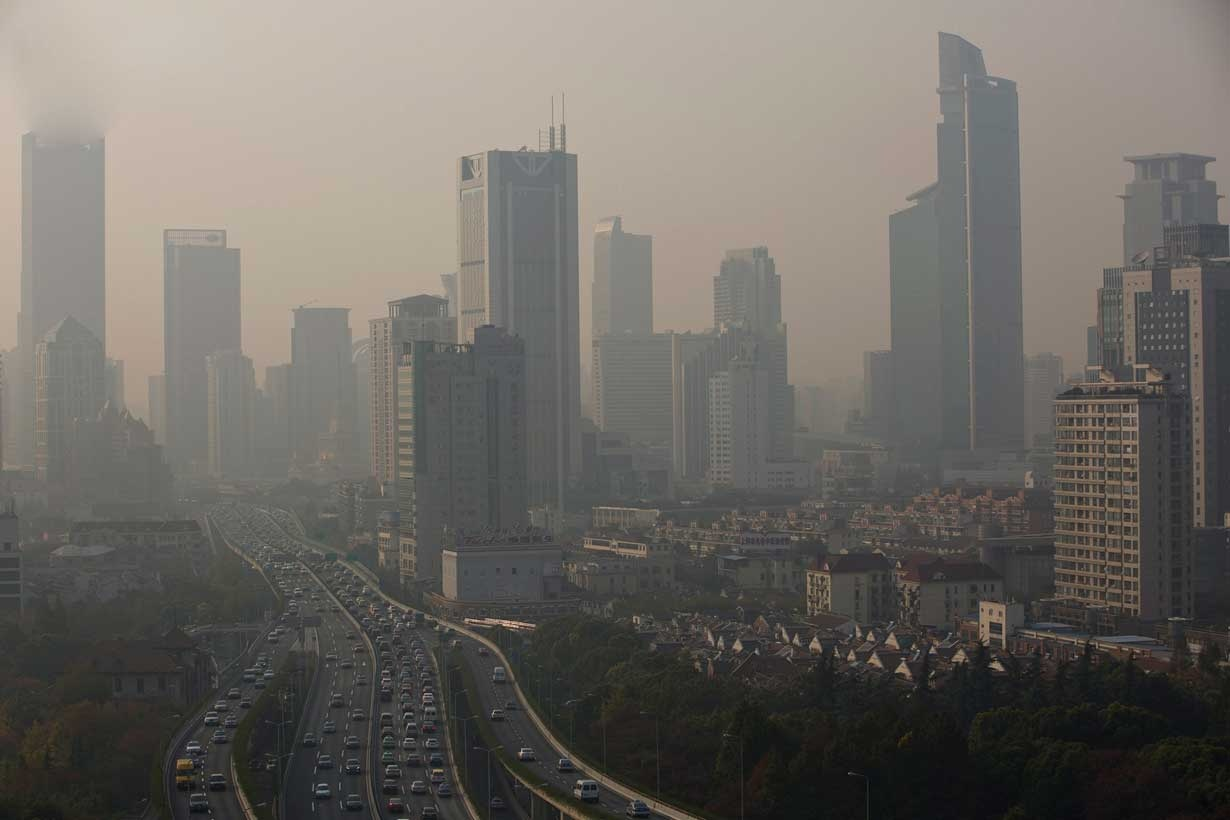 سردرد معضل همیشگی تهران و شهر های آلوده!
