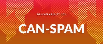 قانون can spam در ایمیل مارکتینگ چیست؟