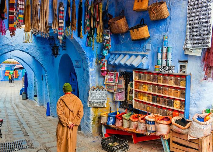 فروشگاه های سنتی