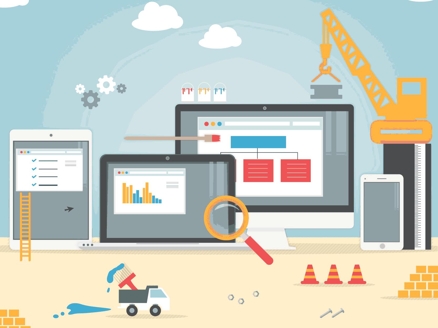 نقش سایتساز ها در توسعه کسب و کارها