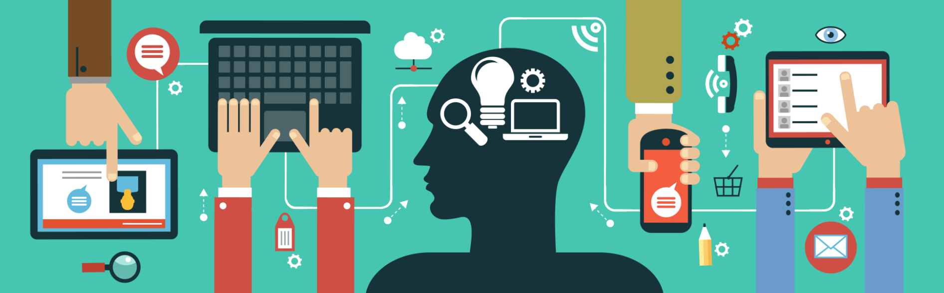 چرا سواد دیجیتال برای کارکنان شرکتها و سازمانها لازم است؟