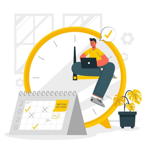 زمان را با ماشین زمان میزیتو مدیریت کنید...!