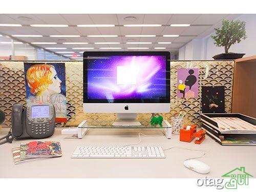 تغییر فضای محل کار به یک مکان رویایی ...!
