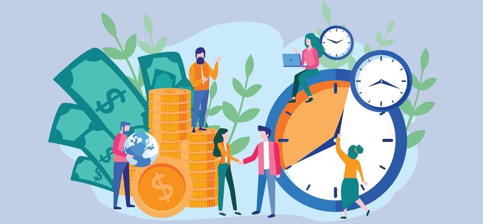 افزایش بازدهی به بهرهوری سازمان منجر می شود؟