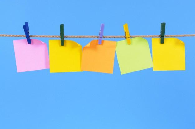 اهمیت ثبت یادداشت های روزانه