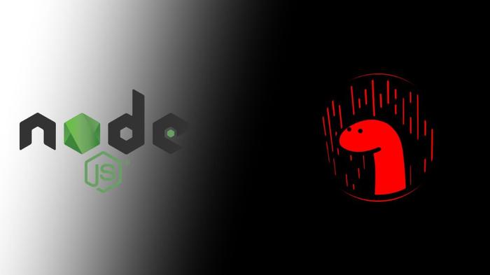 کارت تمومه Node.JS ( بیاید بکشیمش ?? )