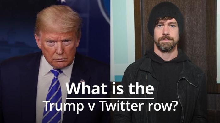 دعوای ترامپ و توئیتر بر سر چیست؟