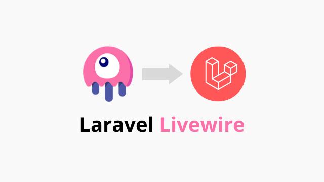 فول استک کار کردن با Laravel Livewire