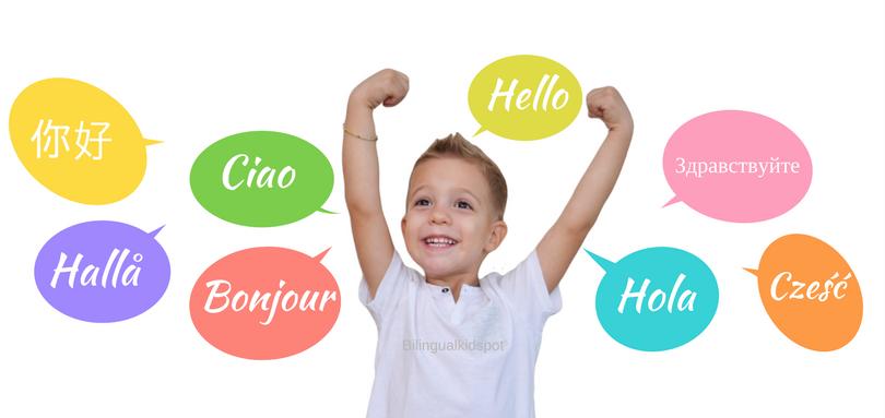 کودکان دو زبانه ، نحوه پرورش کودکانه دو زبانه با ۵ روش