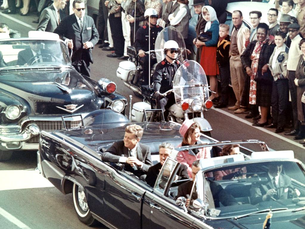 ترور جان اف کندی!