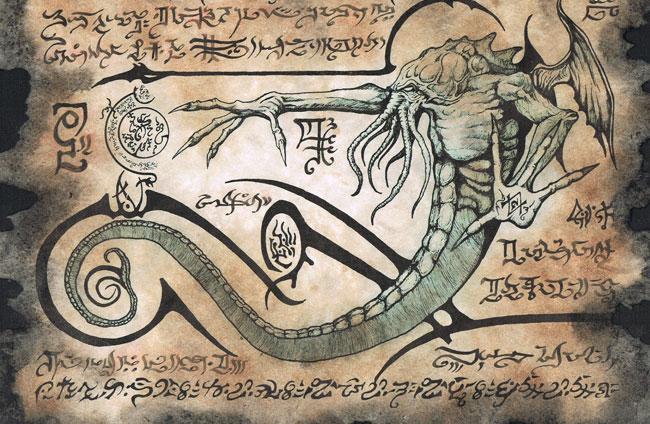 کتاب رستاخیز مردگان یا necronomicon