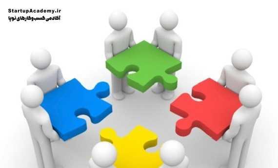 1-مدل کسبوکار تفکیکی (انواع مدلکسب و کار از دیدگاه الکساندر استروالدر)