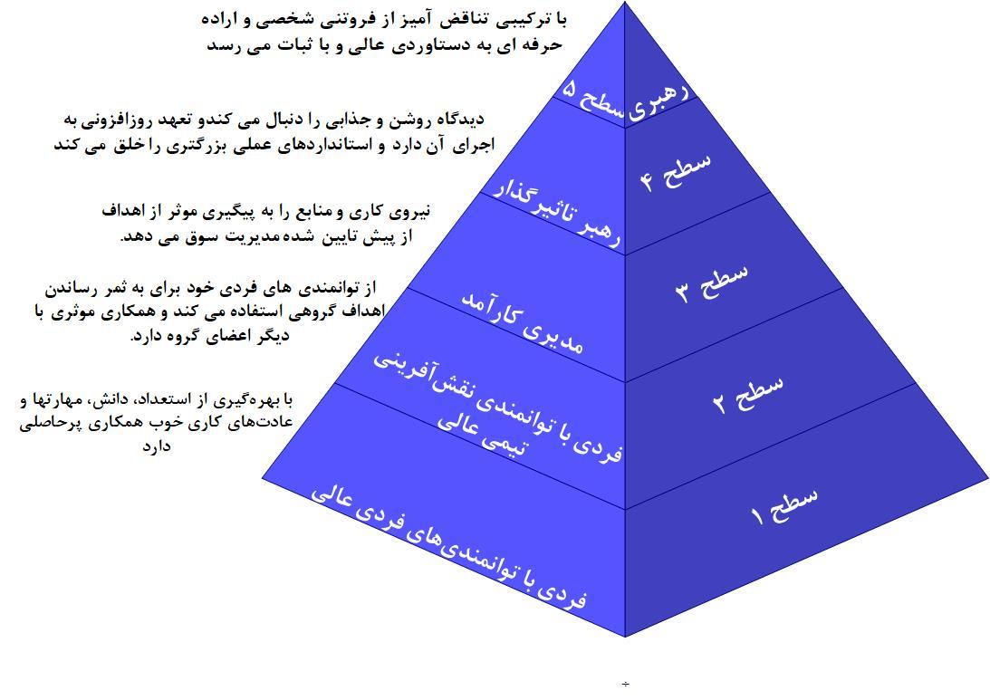 سلسله مراتب رهبری سطح 5