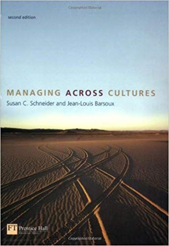کتاب مدیریت در پهنه فرهنگها