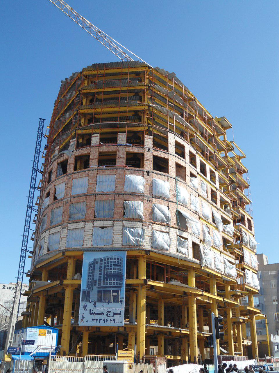 پروژه تبریز - در حال ساخت