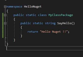 ایجاد متد SayHello