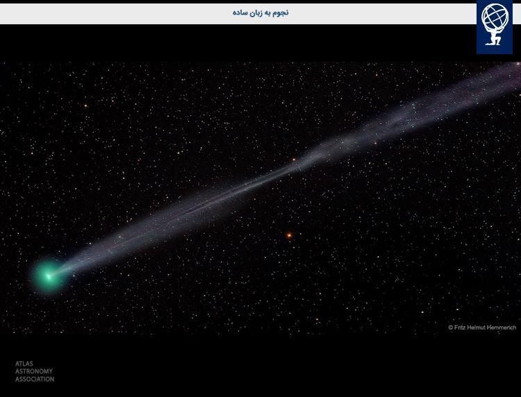 دنبالهدارها، گیسو کمندهای منظومه شمسی