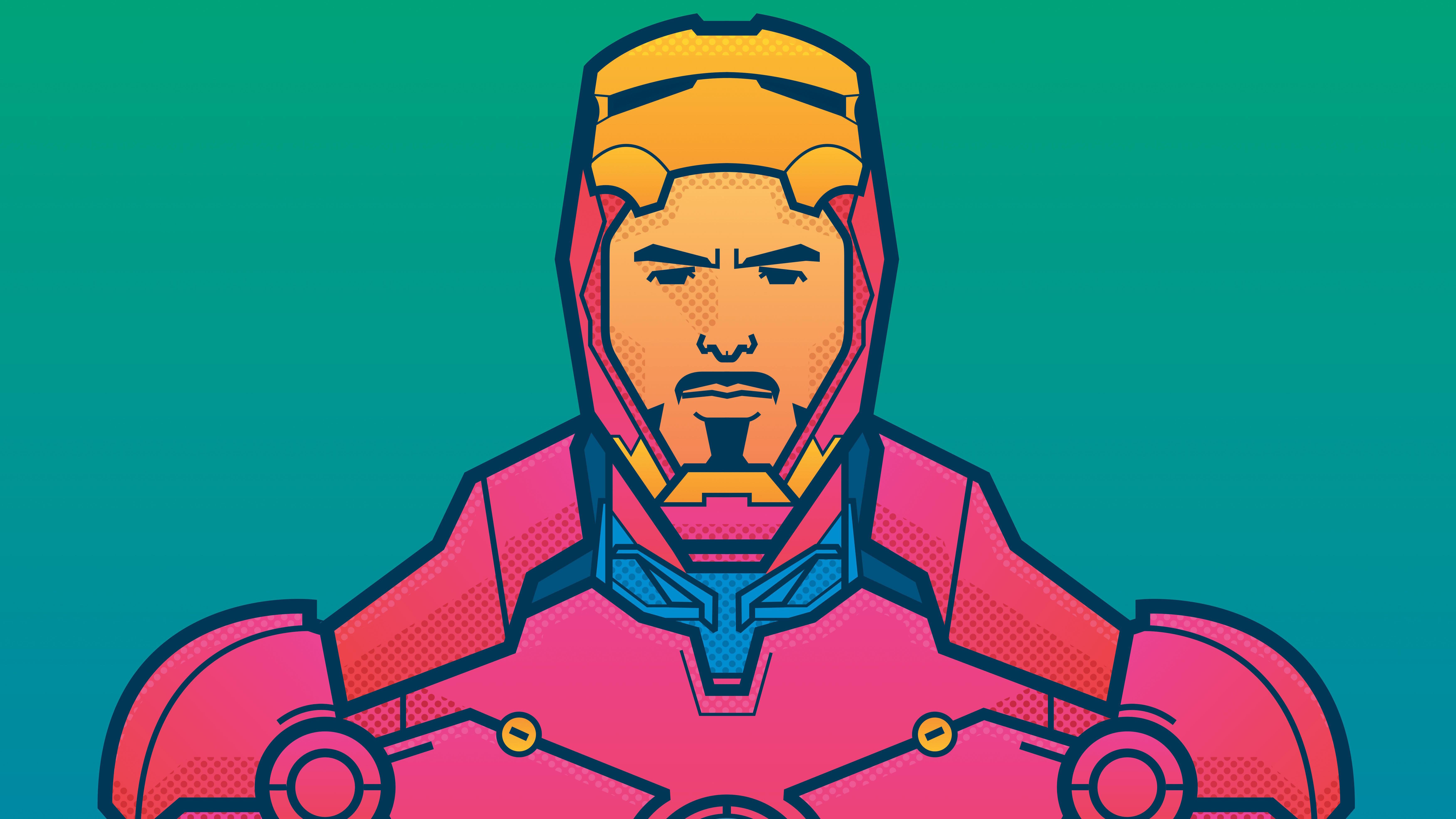 چرا مرد آهنی اَبر قهرمانِ محبوب من است؟