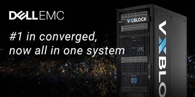 کمرنگتر شدن مرزهای فیزیکی زیرساختهای همگرا  با راهکارهای DELL EMC